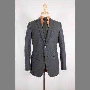 Calvin Klein 38S Gray Sport Coat B435